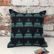 Deborah Toner 'Belfast City Hall' Cushion